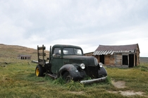 Another abandoned car in Bodie ghost town California
