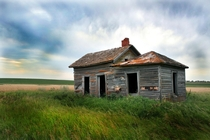 Another abandoned house in North Dakota