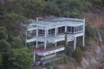 Another abandoned resort in Nafplion Greece
