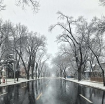 Another amazing winter shot courtesy of Winnipeg Manitoba Canada