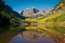 Another fall picture from Maroon Bells Colorado
