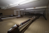 Another  Favourite Explore - Abandoned Untouched Bowling Alley