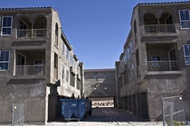 Another image of the Abandoned Condo Complex in Vegas x