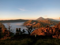 Another Mount Bromo