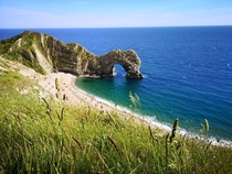 Another natural beauty of England Durdle Door