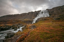 Another one of Icelands beautiful waterfalls