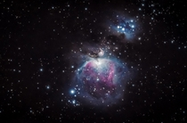 Another Orion Nebula shot but this one is mine and Im proud of it