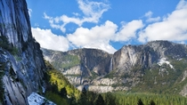 Another perfect day in Yosemite National park