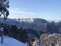 Another photo taken at Mt Buller Victoria Australia
