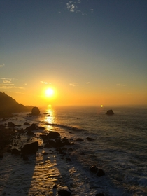 Another picture I have from Lands End San Francisco