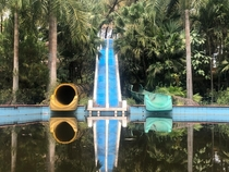 Another picture I t ook at the abandonned waterpark near Hue vietnam