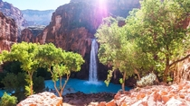Another picture i took of Havasu Falls