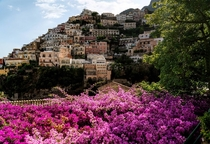Another Positano picture seems like they are popular here