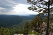 Another shot from Flatside Pinnacle Ouachita National Forest AR OC