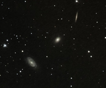 Another shot I posted recently the Leo Triplet