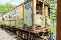 Another train rusting away