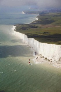 Another view of the White Cliffs of Dover
