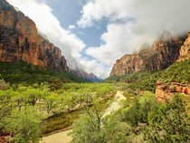 Another view of Zion National Park pt II