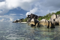 Anse Source DArgent Seychelles Islands