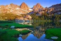 Ansel Adams Wilderness California