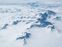Antarctica from above  OC
