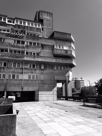 Anyone here like brutalist architecture Southampton England