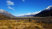 AorakiMt Cook National Park New Zealand -