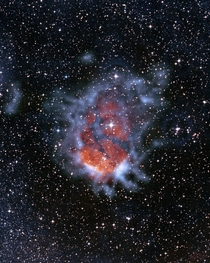 APEX reveals glowing stellar nurseries