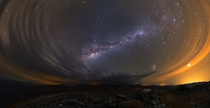 APOD  July  - Atacamas Cloudy Night