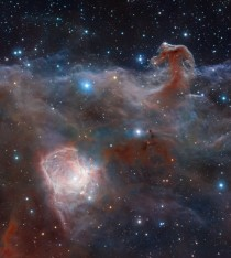 APOD  May  - Horsehead A Wider View
