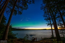 APOD - Perseid Aurora and Noctilucent Clouds Photographer Gran Strand