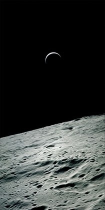 Apollo  Earthrise