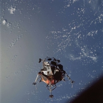 Apollo  Lunar Module maneuverability test March