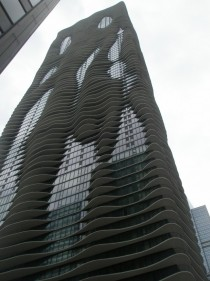 Aqua at Lakeshore East Condominium Association by Jeanne Gang