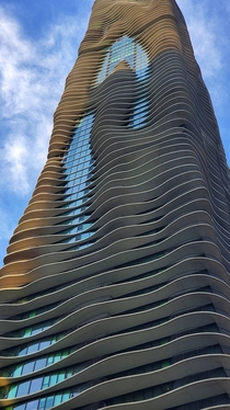 Aqua Building Chicago IL