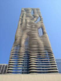 Aqua by Jeanne Gang - Chicago IL