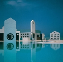 Aquasun Lido in Paceville Malta by Richard England
