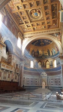 Archbasilica of St John Lateran in Rome