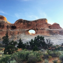 Arches National Park - August