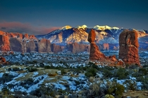 Arches National Park UT  by Norm Erikson