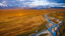 Arctic National Wildlife Refuge Alaska  Florian Schulz