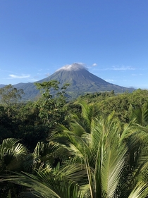 Arenal Volcano Costa Rica  x