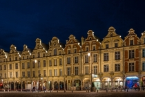 Arras Northern France