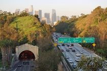 Arroyo Seco Parkway- LAs first and most beautiful freeway