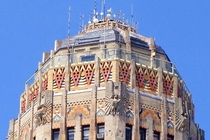 Art Deco Details Buffalo NY City Hall  x