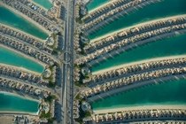artificial island in Dubai