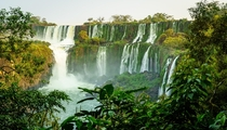 As part of an RTW trip I completed a bucketlist item last week and visited Iguazu Falls in Argentina