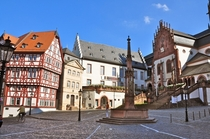 Aschaffenburg Bavaria Germany