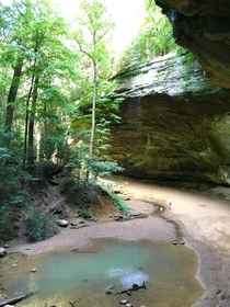 Ash Cave Hocking Hills OH