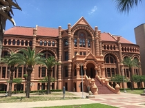 Ashbel Smith Building in Galveston Texas USA Designed by Nicholas J Clayton